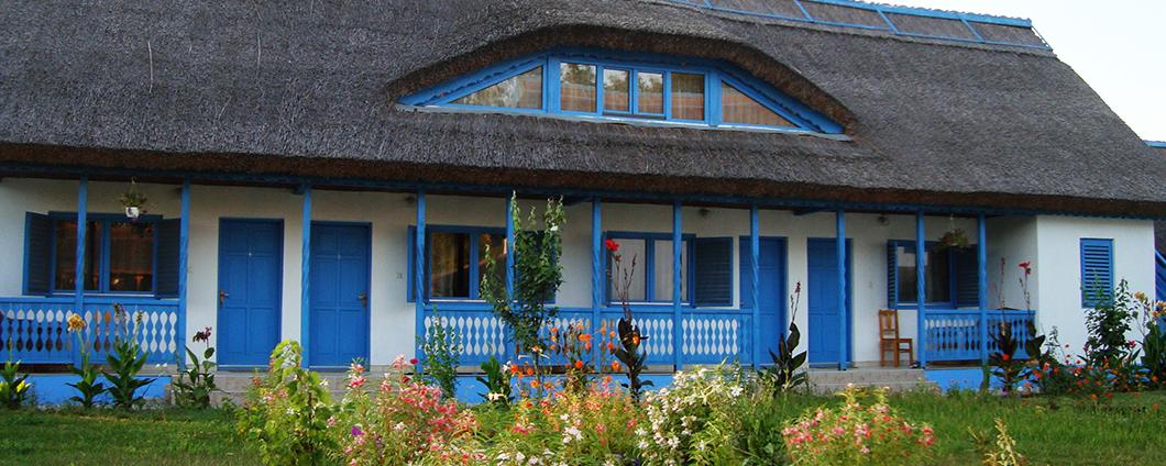 Casa cu Salcii - Exterior